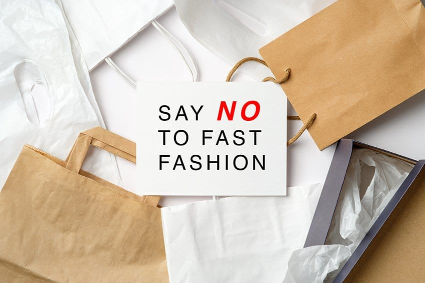 Cost of fast fashion