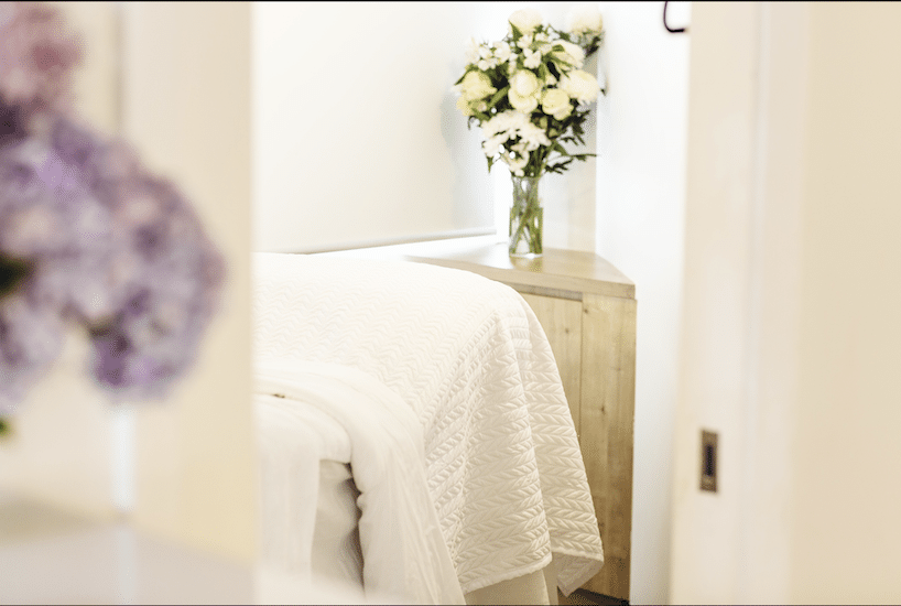 Relax and enjoy a French facial at the Phytomer Day Spa